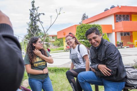 CRGS students in Oaxaca