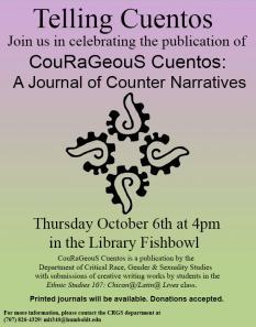 A Journal of Counternarratives